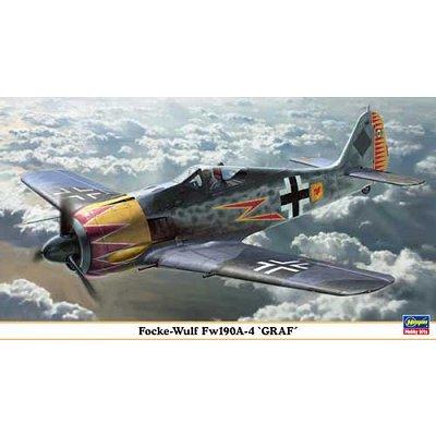 Maquette avion: FW 190A-4 GRAF  - Hasegawa-09818