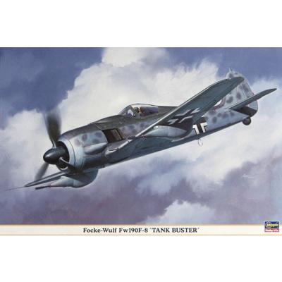 Maquette avion: Focke Wulf FW 190F-8 Tank Buster - Hasegawa-08183