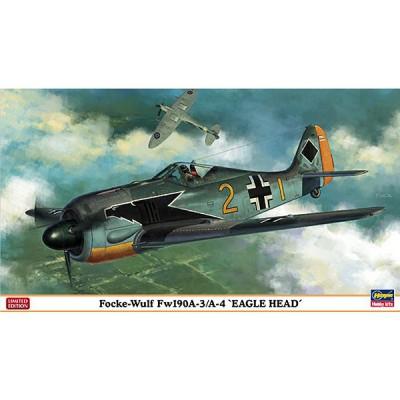 Maquette avion: Fw190A-3/A-4 - Hasegawa-09942