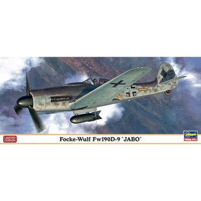 Maquette avion: Fw190D-9 - Hasegawa-01967