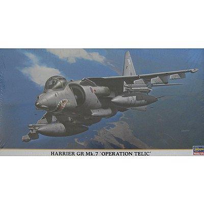 Maquette avion: Harrier GRMK.7 Operation Telic - Hasegawa-09764