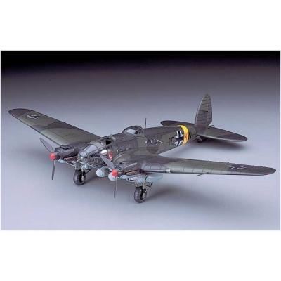 Maquette avion: Heinkel He 11H-6 - Hasegawa-00551