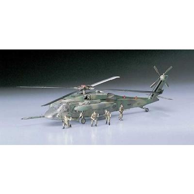 Maquette hélicoptère: HH-60 D Night Hawk - Hasegawa-00437