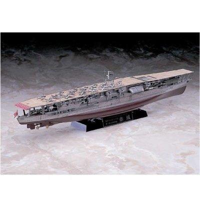 Maquette bateau: Porte-avions IJN Akagi - Hasegawa-40013