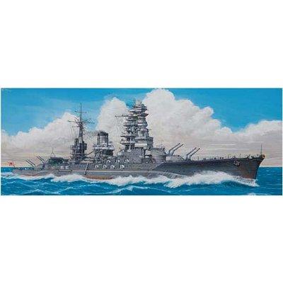 Maquette bateau: IJN Battleship Mutsu - Hasegawa-40067