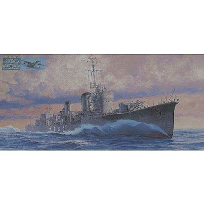 Maquette bateau: IJN Destroyer Type KOH Yukikaze 1940 - Hasegawa-40063