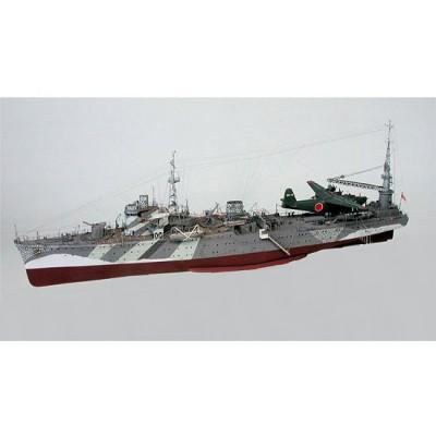 Maquette bateau: IJN Tender Akitsushima  - Hasegawa-69101