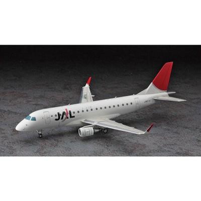 Maquette avion: J-Air Embraer 170 Modern Jet Airliner - Hasegawa-11101