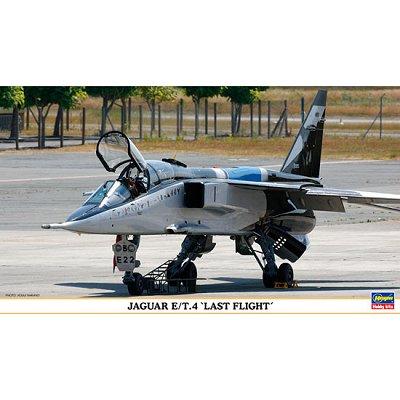 Maquettes avions: Jaguar E/T.4 Last Flight: 2 kits - Hasegawa-00970