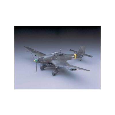 Maquette avion: Junkers Ju 87 Stuka - Hasegawa-08076