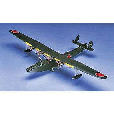 Maquette avion: Kawanishi H6K5 Mavis Flying Boat T 97 - Hasegawa-51826