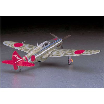 Maquette avion: Kawasaki 161-I Hien - Hasegawa-09087