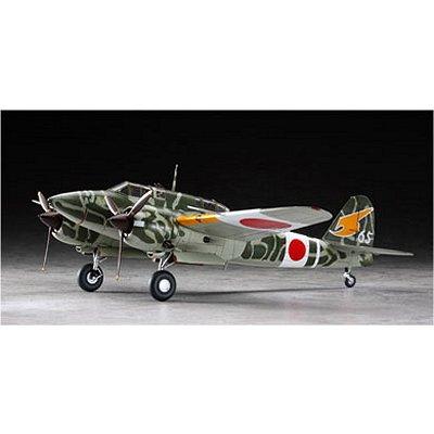 Maquette avion: Kawasaki Ki45Kai Tei Toryu (Nick)  - Hasegawa-19195-09195