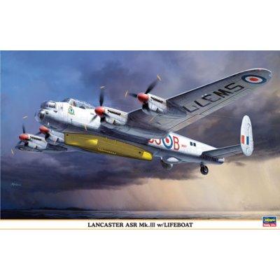 Maquette avion: Lancaster ASR MKIII - Hasegawa-00945