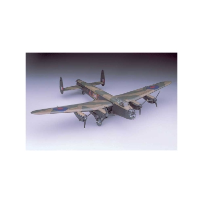 Maquette avion: Lancaster B MK.II - Hasegawa-00554