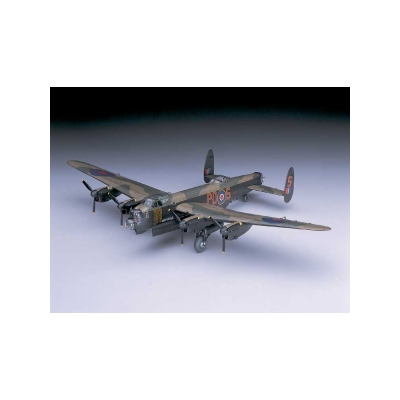 Maquette avion: Lancaster B.MK.I/MK.III - Hasegawa-00553