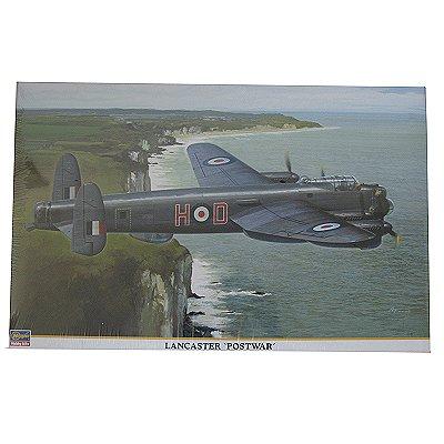 Maquette avion: Lancaster Postwar - Hasegawa-00850