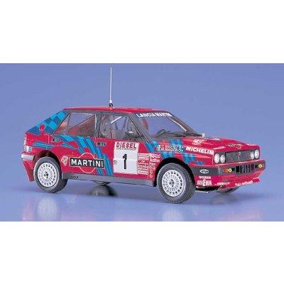 Maquette voiture : Lancia Delta San Remo - Hasegawa-25008