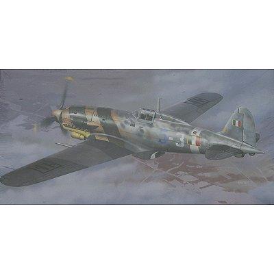 Maquette avion: Macchi C.205 Veltro ANR - Hasegawa-09754