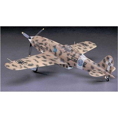 Maquette avion: Macchi MC 202 - Hasegawa-09132