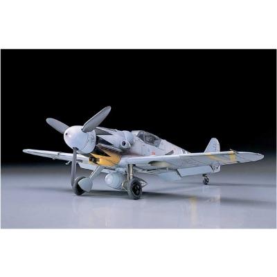 Maquette avion: Messerschmitt ME 109G-14 - Hasegawa-08068