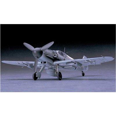 Maquette avion: Messerschmitt BF109G-6 Gustav - Hasegawa-09147
