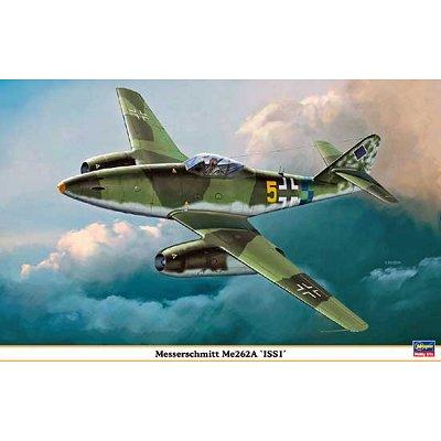 Maquette avion: Messerschmitt 262A ISS1  - Hasegawa-08192