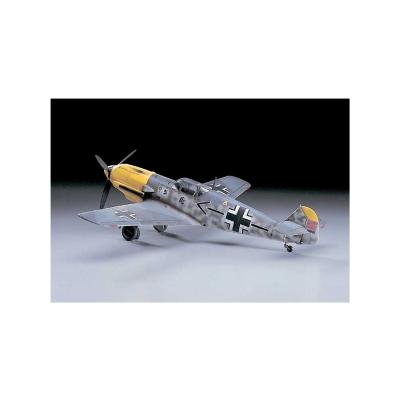 Maquette avion: Messerschmitt BF109E - Hasegawa-08051