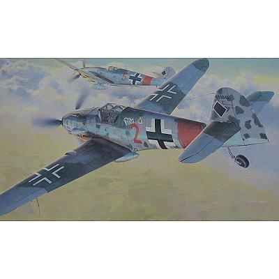 Maquette avion: Messerschmitt BF109G-10 - Hasegawa-08072