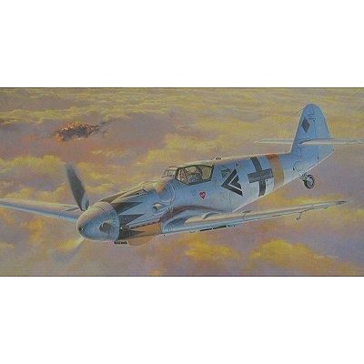 Maquette avion: Messerschmitt BF109G-14 - Hasegawa-09148