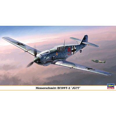 Maquette avion: Messerschmitt Bf109T-2 - Hasegawa-09861