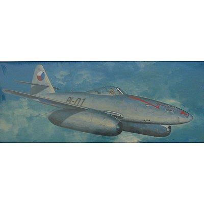 Maquette avion: Messerschmitt ME262A Postwar - Hasegawa-00755