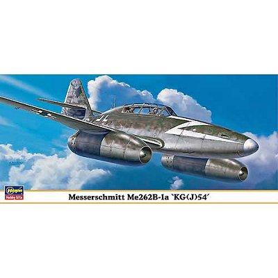 Maquette avion: Messerschmitt Me262B-1a KG(J) 54 - Hasegawa-00917