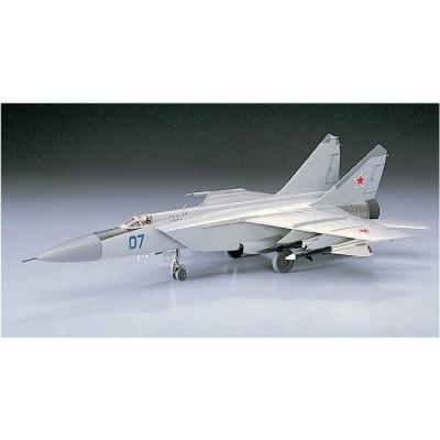 Maquette avion: MIG 25 Foxbat - Hasegawa-00434
