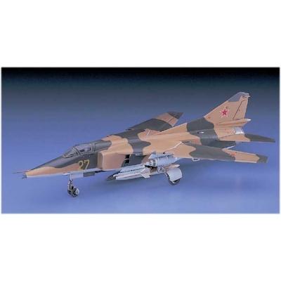 Maquette avion: MIG-27 Flogger D - Hasegawa-00340