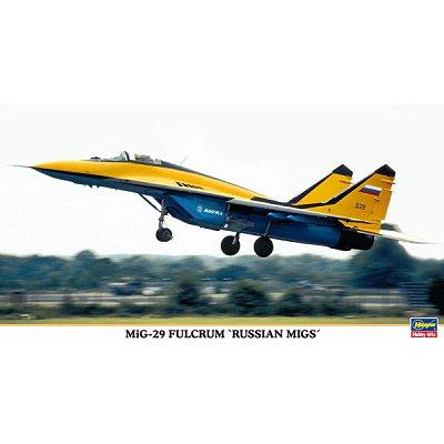 Maquette avion: MiG-29 Fulcrum Russian - Hasegawa-00965