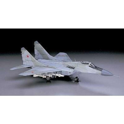 Maquette avion: MIG 29 Fulcrum - Hasegawa-00541