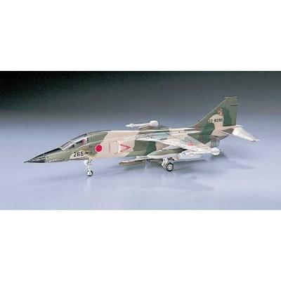 Maquette avion: Mitsubishi F-1 - Hasegawa-00333