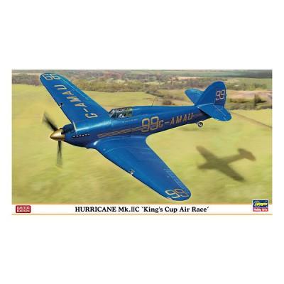 Maquette avion: Hurricane Mk.IIC King'S Cup Air Race - Hasegawa-09967