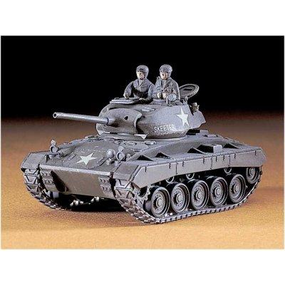 Maquette Char: MT 19 M-24 Chafee Tank - Hasegawa-31119