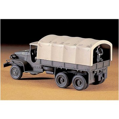Maquette Camion GMC CCKW-353  - Hasegawa-31120