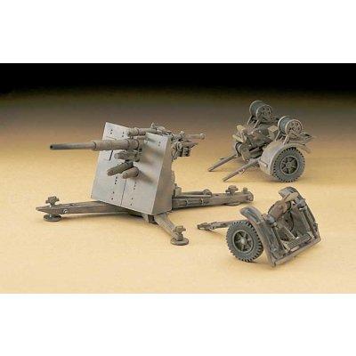 Maquette canon Flak 36 88 mm - Hasegawa-31138