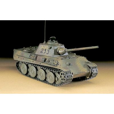 Maquette Char: MT 40 PzKpfw V Panther F - Hasegawa-31140