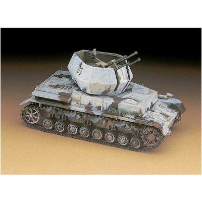 Maquette Char: MT 48 20mm FlakPanzer IV - Hasegawa-31148
