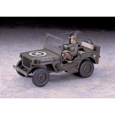 maquette jeep willys mb hasegawa magasin de jouets pour enfants. Black Bedroom Furniture Sets. Home Design Ideas