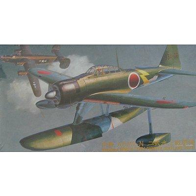 Maquette avion: Nakajima A6M2-N Type 2 Fighter Seaplane - Hasegawa-09069
