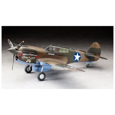 Maquette avion: P-40E Warhawk - Hasegawa-08879