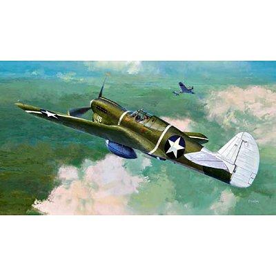 Maquette avion: P-40M Warhawk - Hasegawa-08199