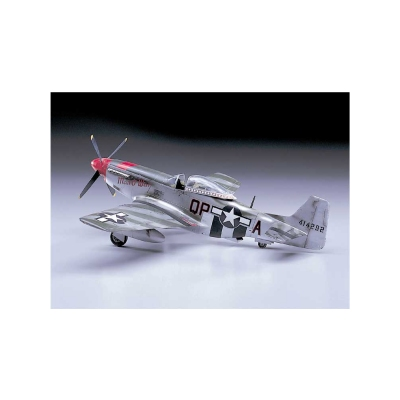 Maquette avion : P-51D Mustang  - Hasegawa-08055