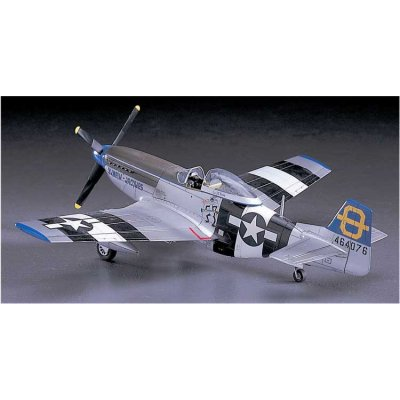 Maquette avion : P-51D Mustang - Hasegawa-09130